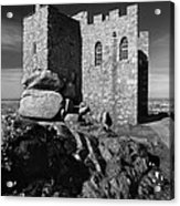 Carn Brea Castle Acrylic Print