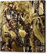 Carnival Rio De Janeiro 30 Acrylic Print