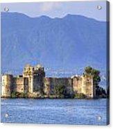 Castelli Di Cannero Acrylic Print