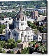Cathedral Of St. Paul Acrylic Print
