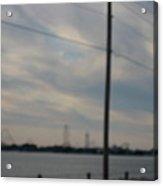 Cedar Point - 12122 Acrylic Print by DC Photographer