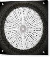 Ceiling Dome Acrylic Print