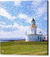 Chanonry Point Lighthouse Acrylic Print