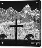 Chapel View Acrylic Print