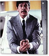 Charles Bronson In Murphy's Law  Acrylic Print by Silver Screen