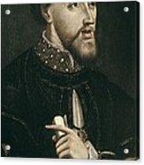 Charles V 1500-1558. Holy Roman Emperor Acrylic Print