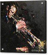 Chet Baker Acrylic Print