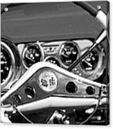Chevrolet Impala Steering Wheel Acrylic Print