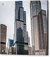 Chicago Architecture Acrylic Print