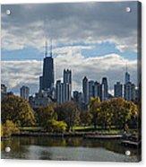 Chicago Lincoln Park Acrylic Print