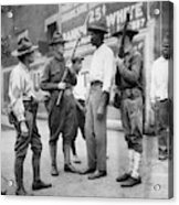 Chicago Race Riot, 1919 Acrylic Print