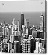 Chicago - That Famous Skyline Acrylic Print