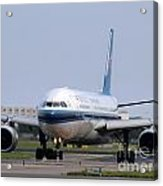 China Southern Airlines Airbus A330 Acrylic Print