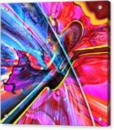 Chixilube 78 Acrylic Print