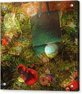 Christmas Dreams Acrylic Print
