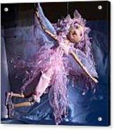 Christmas Fairy Acrylic Print