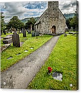 Church Of St Mary Acrylic Print