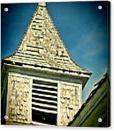 Church Steeple Acrylic Print