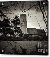 Church Acrylic Print