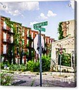 Cincinnati Glencoe-auburn Place Picture Acrylic Print