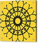 Circle 2 Icon Acrylic Print