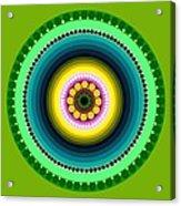 Circle Motif 225 Acrylic Print