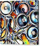 Circles Acrylic Print