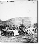 Civil War: Wounded, 1862 Acrylic Print