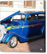 Classic Custom Car Acrylic Print