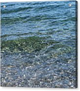 Clear Waters 3 Acrylic Print