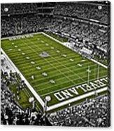 Cleveland Browns Stadium Acrylic Print