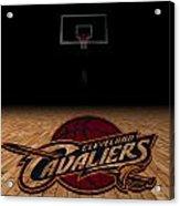 Cleveland Cavaliers Acrylic Print
