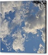 Clouds 10 Acrylic Print