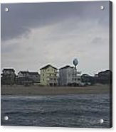 Clouds Over Rodanthe 3 Acrylic Print
