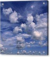 Cloudscape 4 Acrylic Print