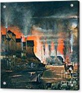Coalbrookdale Acrylic Print