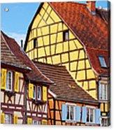 Colmar - Alsace Acrylic Print
