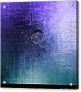 Color Sensation Blue Acrylic Print