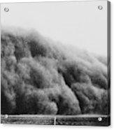 Colorado Dust Storm, 1935 Acrylic Print