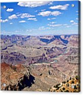 Colorado River Gorge Acrylic Print