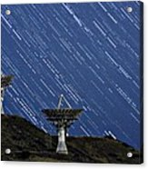 Communications To The Stars Acrylic Print