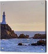 Corbiere Lighthouse - Jersey Acrylic Print