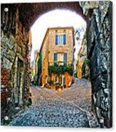 Cordes Sur Ciel France Acrylic Print