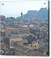 Corfu City 2 Acrylic Print