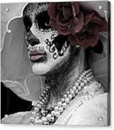 Corpse Bride Acrylic Print
