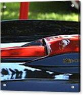 Corvette Torch Acrylic Print