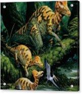 Corythosaurus Acrylic Print