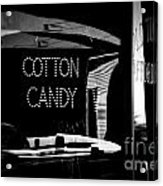 Cotton Candy Acrylic Print