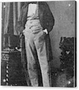 Count Walewski (1810-1868) Acrylic Print