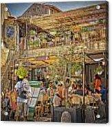 Creperie Restaurant Carcassonne Dsc01697 Acrylic Print